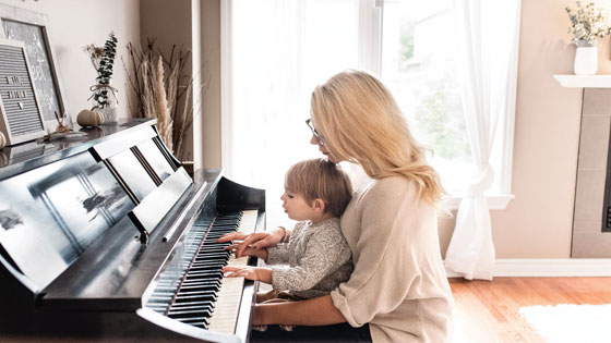 Post Image How to Encourage Your Children to Play Musical Instruments Explore music together - How to Encourage Your Children to Play Musical Instruments